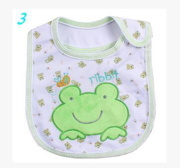 Waterproof Baby Boys Girls Bibs Kids Saliva Towel Lunch Baby Bibs Infants Cartoon Pattern Burp Cloths 20 Design 491(China (Mainland))