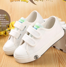Casual Canvas Candy colorful Cool High Top children shoes for boy/girl children sneakers(China (Mainland))