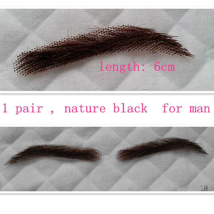 Human Hair Eyebrows Reviews 96