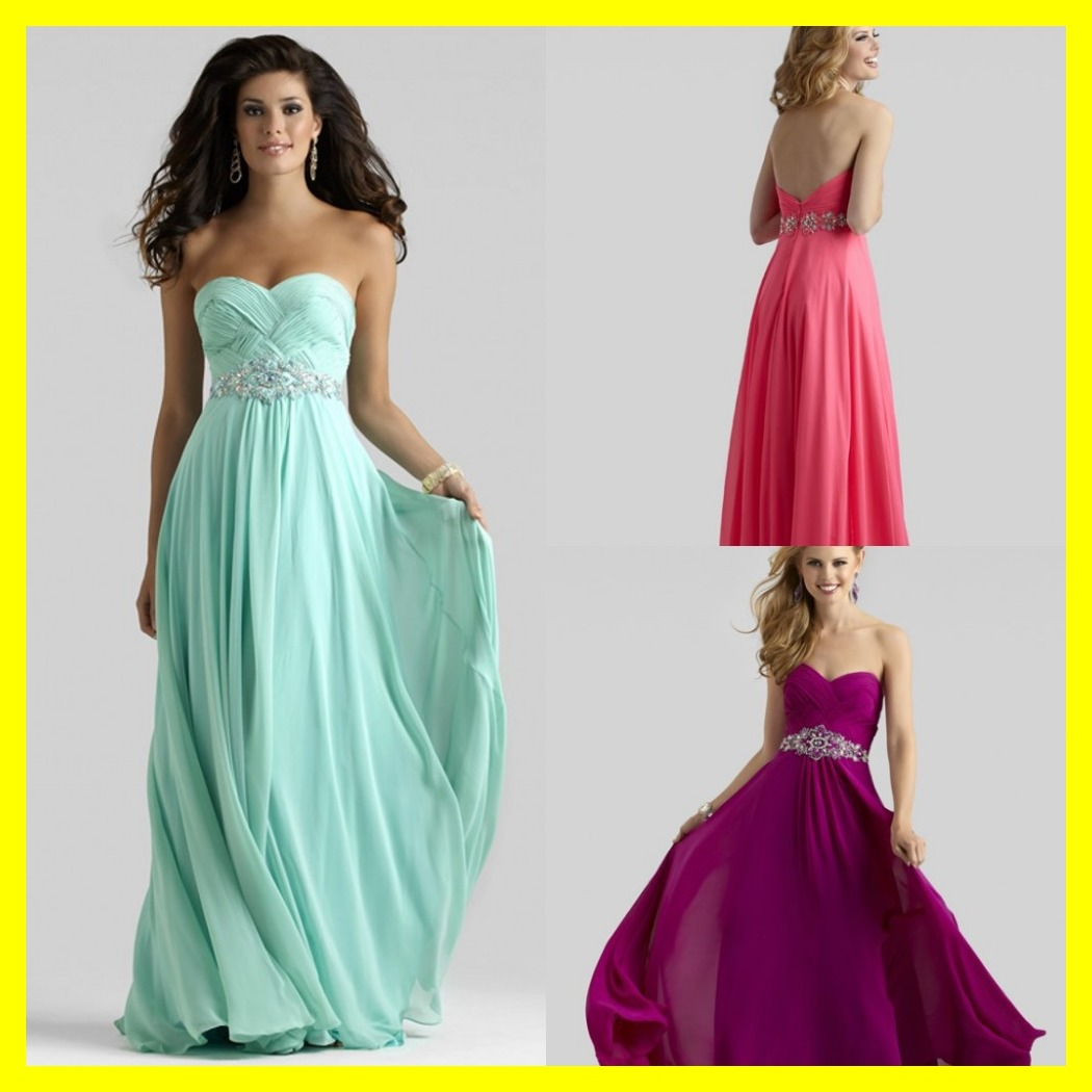 Teens Plus Size Prom Dresses 28