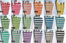 25pcs Stripes Paper Straws Biodegradable Straws baby Kids Birthday Party Wedding Decor Paper Drinking Straws party supplies(China (Mainland))