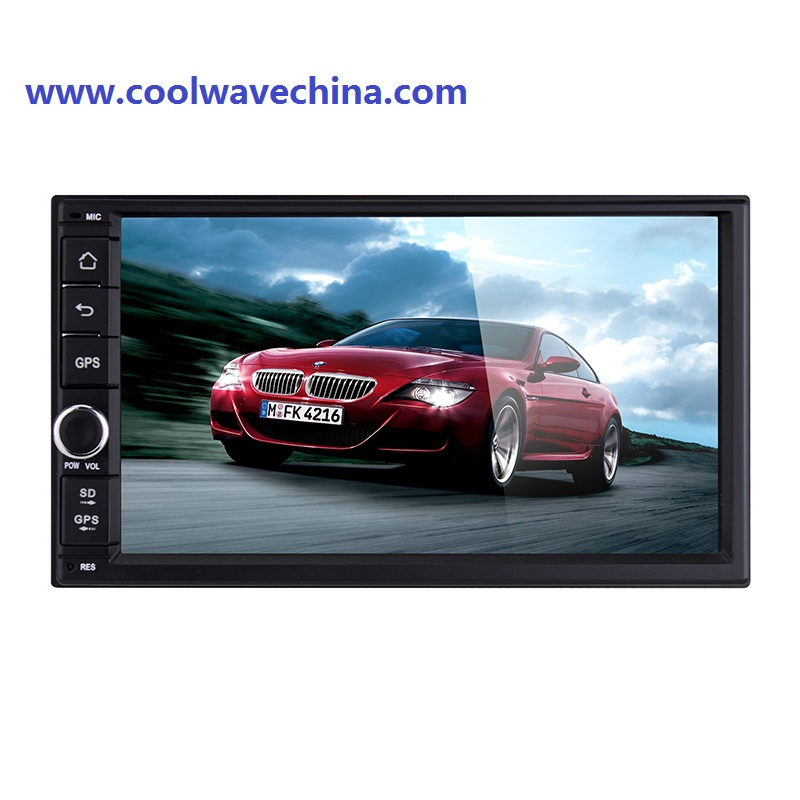"""7"""" Interchangeable 1024X600 Android5.1 without DVD Automotivo TV+RDS Radio+GPS Navi+Audio+Stereo+Car Pc+Central multimidia(China (Mainland))"""