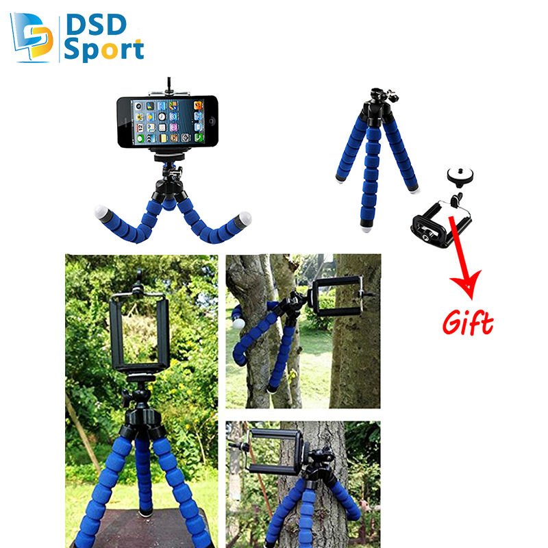 Best go pro accessories kit  Tripod stick Monopod Hand Strap  For Gopro Hero 4 3 2 Black Edition  SJ4000 Xiaomi yi chest tripod