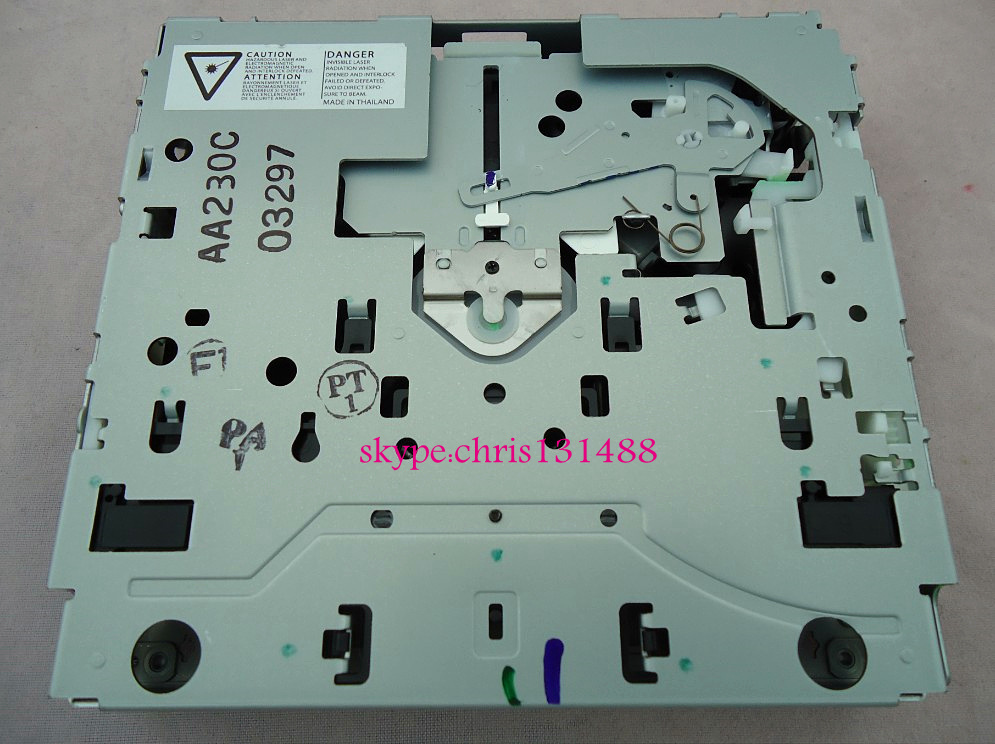 panasonic 501 CD volvo CD PCB1'