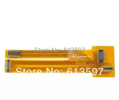 LCD Digitizer Tested Test flex cable Extended Flex Cable for Iphone 4G 100% warranty and free shipping(China (Mainland))