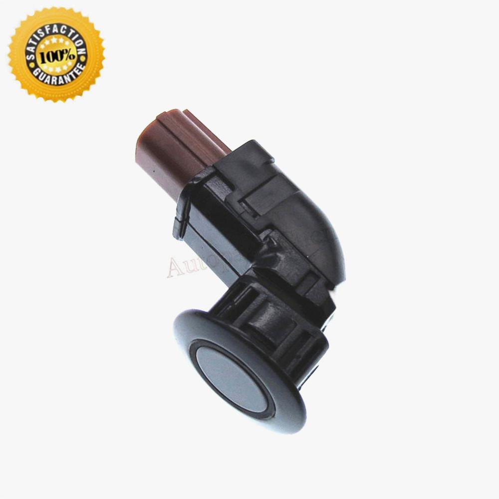 Black Wireless Parking Sensor Radar Detector 39680-SHJ-A61 188200-9860 Car Parking Radar For Honda CRV Odyssey(China (Mainland))