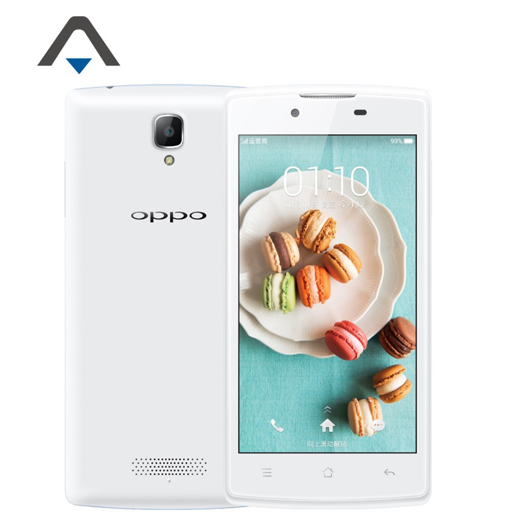 """Original OPPO 1100 FDD LTE 4G Mobile Phone Snapdragon MSM8916 Quad Core 1.2GHz4.5"""" 854x480 Android 4.4 5.0MP Camera ROM 4GB GPS(China (Mainland))"""