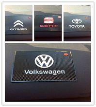 Excellente car styling accessoires de tapis pour Seat Leon Ibiza Altea d' VW Volkswagen JETTA MK6 GOLF 5 6 7 voiture de course de coiffure