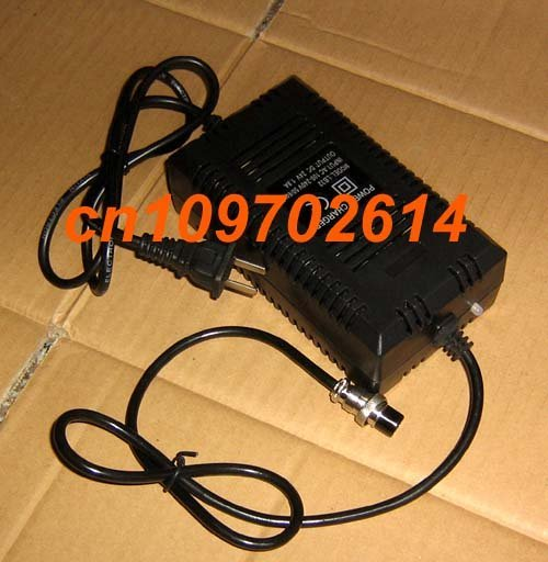 24V 1.8 Amp Battery Charger for Electric Bikes, Razor Scooter series