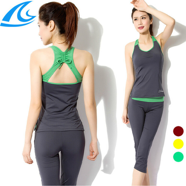 Workout clothes for women running clothing comfy yoga outfit for women