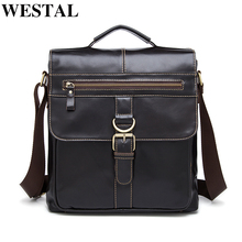 Buy WESTAL Genuine Leather bag Men Bags Fashion Male Messenger Bag Men's Briefcase Man Casual Crossbody bags Shoulder Handbag 1292 for $38.69 in AliExpress store