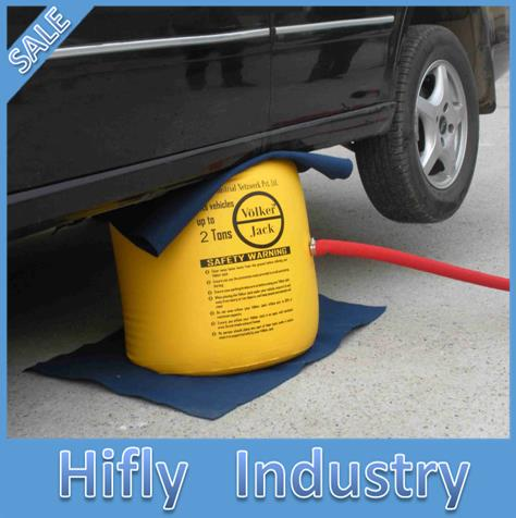 NEW ARRIVAL 2 Ton Exhaust Air Jack And Inflatable jack ( CE certificate )(China (Mainland))