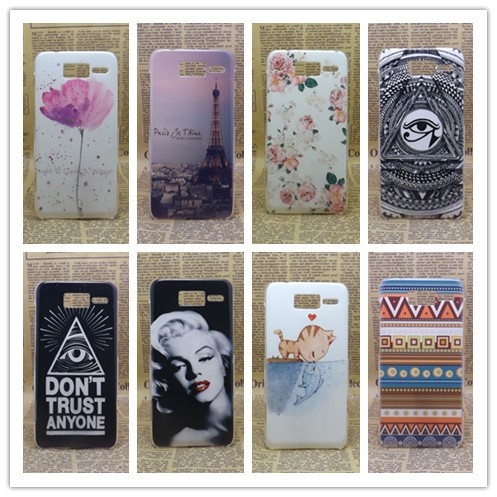 New 2014 Painting Hard Plastic Phone Case For Motorola Droid RAZR i XT890 / M XT907 Skin Cover +Screen protector(China (Mainland))