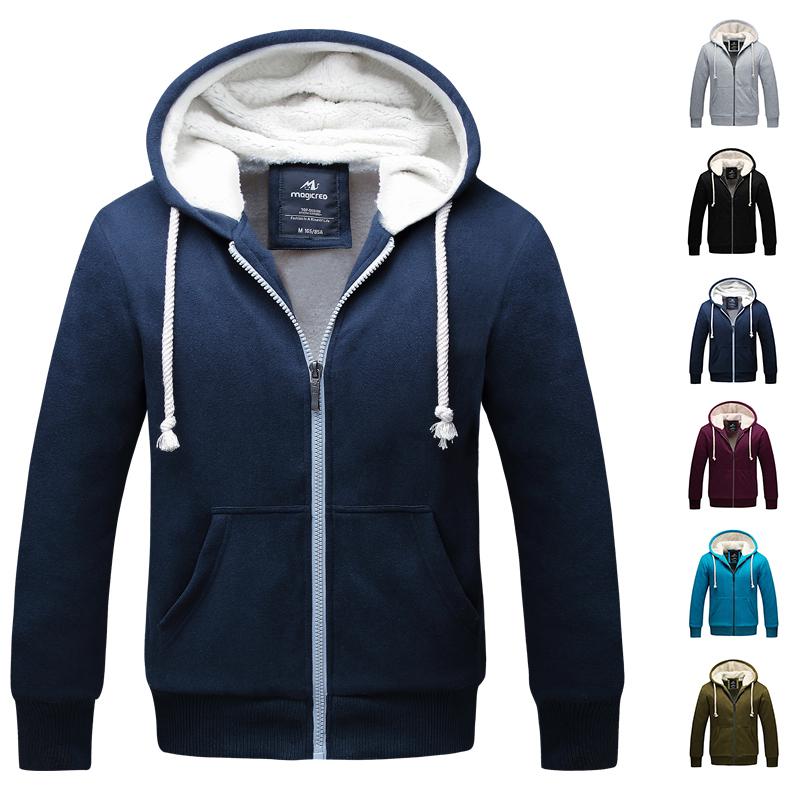 2015 winter New Casual Men Hoodie Sweatshirt Hooded Jacket Man Warm Sherpa Element Thick Fleece Hoodie Men's Sport Coat M-3XL(China (Mainland))