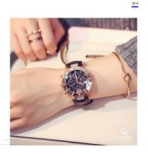 GUOU модные роскошные Женские часы женские часы Для женщин браслет Часы для Для женщин Календари часы кожаный Relogio feminino Saat(China)