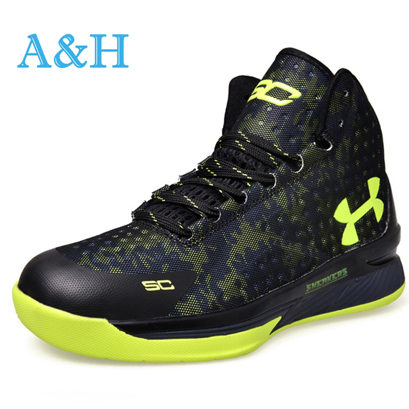 2016 New fashion women and men basketball shoes Breathable outdoor Athletic shoes zapatos hombre autumn ankle boots men boots(China (Mainland))