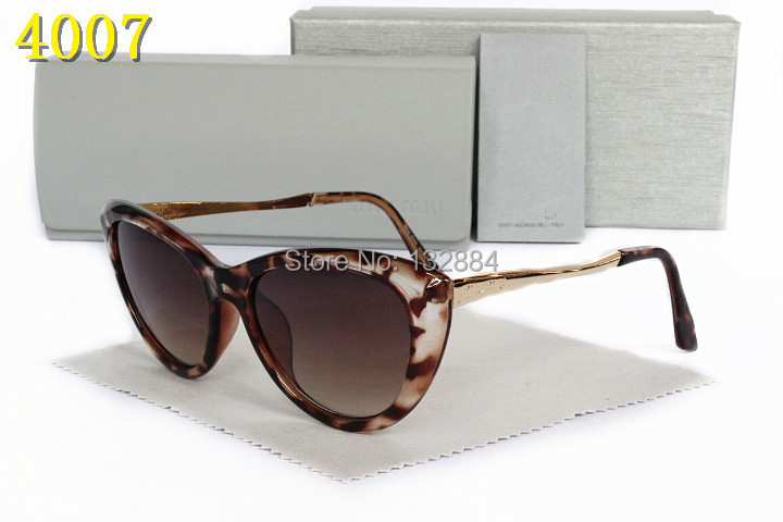 New Style Mens Womens Unisex Ray Designer Erika 4171 Sunglasses Oculos RB Eyewear Come With Brown Case(China (Mainland))