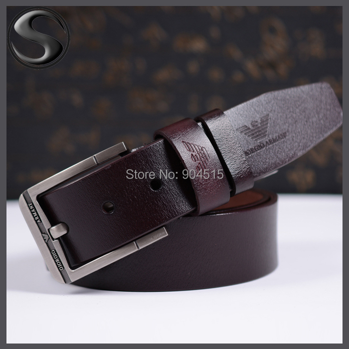 Retail Fashion Brand Men's Belt New Arrival Male Belt High Quality Waist Belt for Men Free Shipping(FMB1083)(China (Mainland))