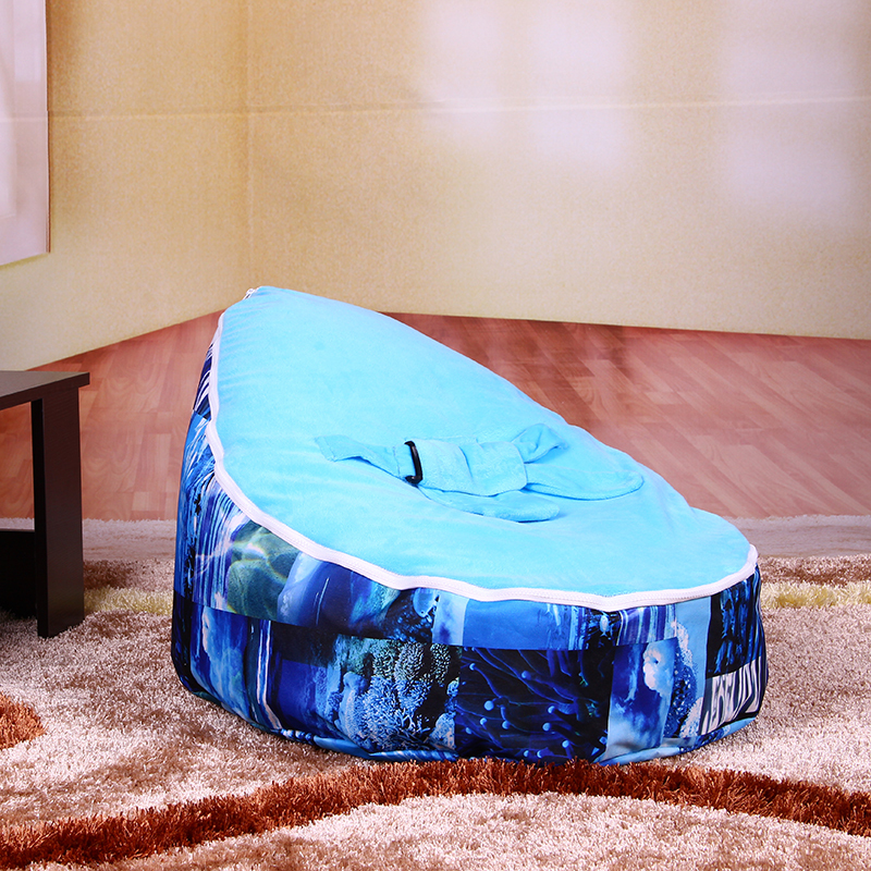Lower Price & Fast Delivery Sofa Baby Kids Bean Bags Many Colors For Your Choosing(China (Mainland))