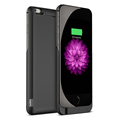 Big capacity rechargeable Backup Power Case for iPhone 6 6s External Battery Charger Case for iPhone