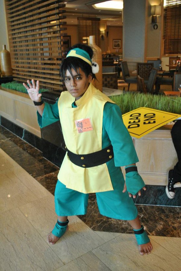 toph halloween costume the halloween costumes amelie and atticus toph from avatar the last airbender