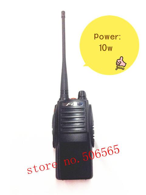 Original FDX FD-850PLUS UHF 400-470mhz  10W professiona FM Transceiver walkie talkie