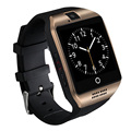 2016 New Bluetooth Q18 Smart Watch Waterproof Apro Smartwatch Support NFC SIM Card 1 3M Camera