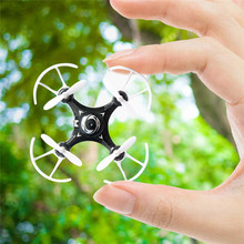 Mini RC Helicopter 2.4Ghz 360 Degree Flips Toys Remote Control Quadcopter Free Shipping