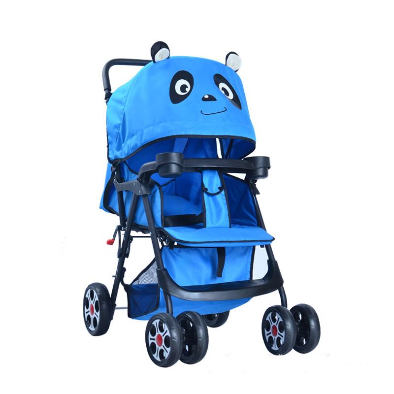 Юлонг 15 легкие детские автомобильные складные детские коляски buggiest двойного новое прибытие