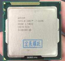 Buy Intel Core i7-2600k i7 2600K Processor (8M Cache, 3.40 GHz) Six Core CPU LGA 1155 100% working properly Desktop Processor for $140.00 in AliExpress store