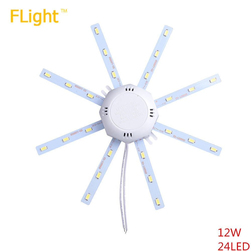 New LED Celling Lamp Light Bulb 5730SMD 24LED 220-240V 12W High Bright Lamp White Lamp Living Room LED Dome Light Lamp Palate(China (Mainland))