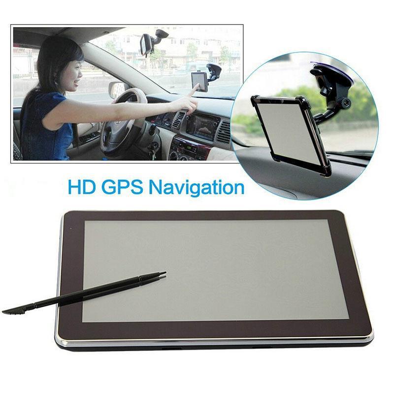5 Car GPS 4GB Navigation HD 128M Touch Screen FM MP3/MP4 EU Map Navigator<br><br>Aliexpress