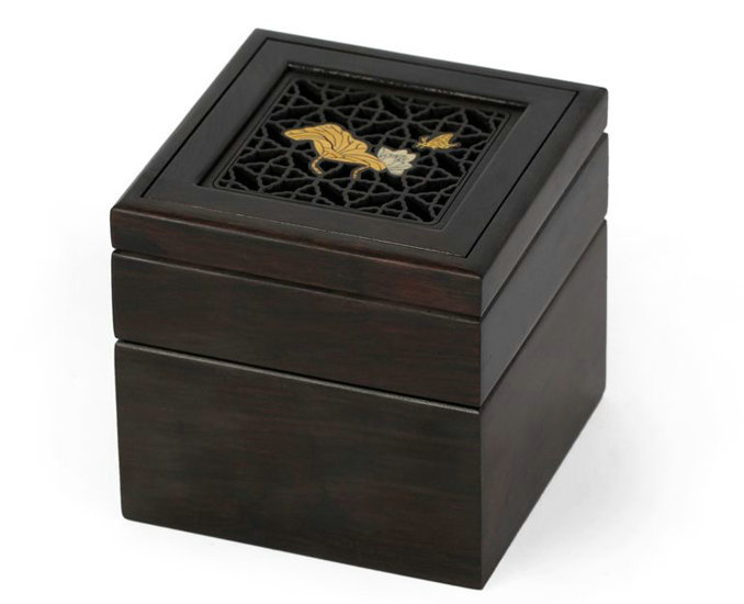 3 5 ebony madera lotus incienso caja del quemador for Ministerio del interior en ingles