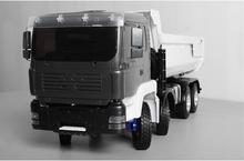 1/14 4x8 Armageddon Hydraulic Dump Truck (PK tamiya)(China (Mainland))