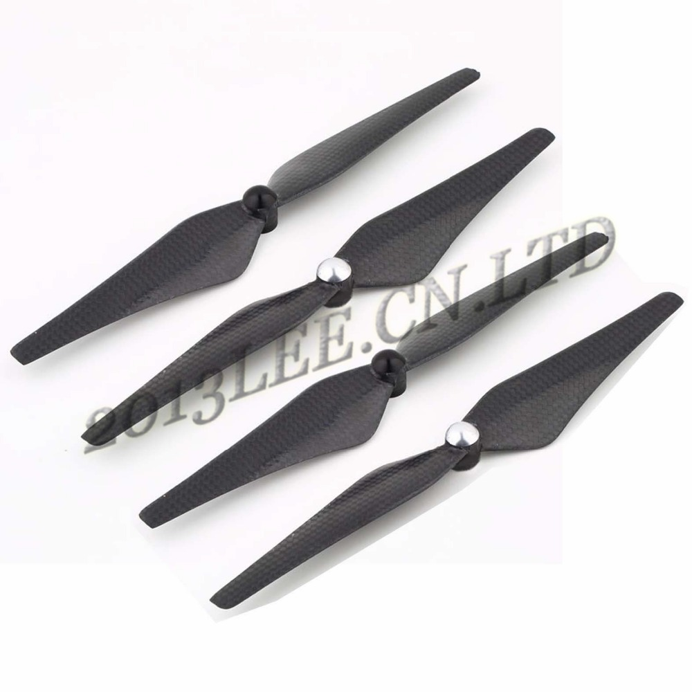 2Pairs 9450 9x5 Self locking Carbon Propeller Prop DJI Phantom 2 3 Vision E300