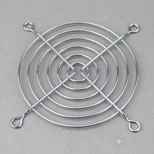 5PCS/LOT   3d Printer Parts Makerbot Cooler Fan Cover Radiating Protective Cover Net Filter Guard 90mm* 90mm