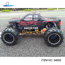 Buy hsp 1/5 scale gas powered monster truck 2.4g remote controller, 30cc engine, 2*20kgs 15kgs servo (item no. 94050) for $698.28 in AliExpress store