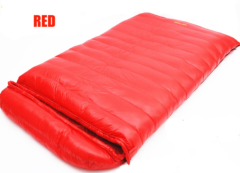 Duck down Filling 2500g/2800g/3000g/3200g super large ultralarge waterproof comfortable winter sleeping bag<br><br>Aliexpress