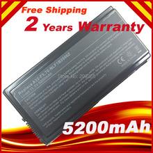 A32-F5 5200mAh Laptop battery Asus F5 F5C F5GL F5M F5N F5R F5RI F5SL F5Sr F5V F5VI F5VL F5Z X50 X50C X50M X50N X50RL X50SL - Durable Electronic Technology Co.,ltd . store