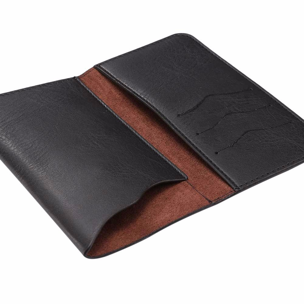 New Universal Leather Cell Phone Bag Opening Holster Cover Pocket Wallet Pouch Case Fit For All Phone Model
