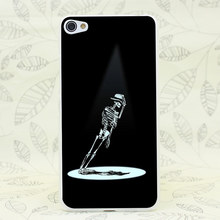 51F Anti Gravity Hard Transparent Case Cover for Lenovo S850 S60 S90 A563 A328