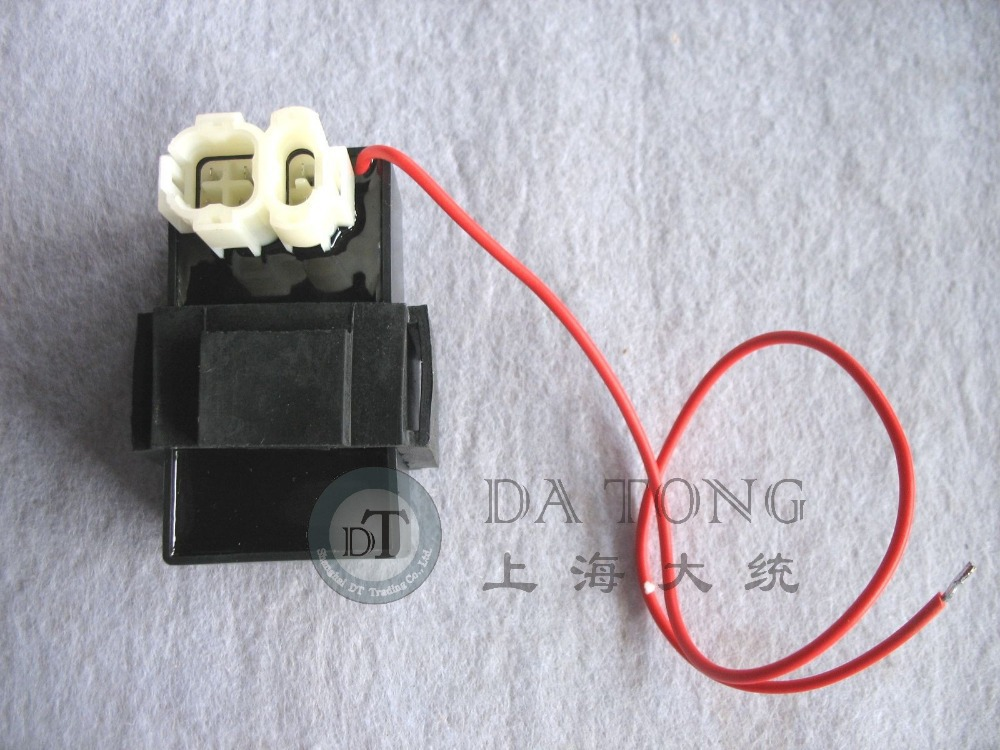 6pins DC Performance Ignition Starter Cdi For font b GY6 b font 139QMB 152QMI Chinese Scooter