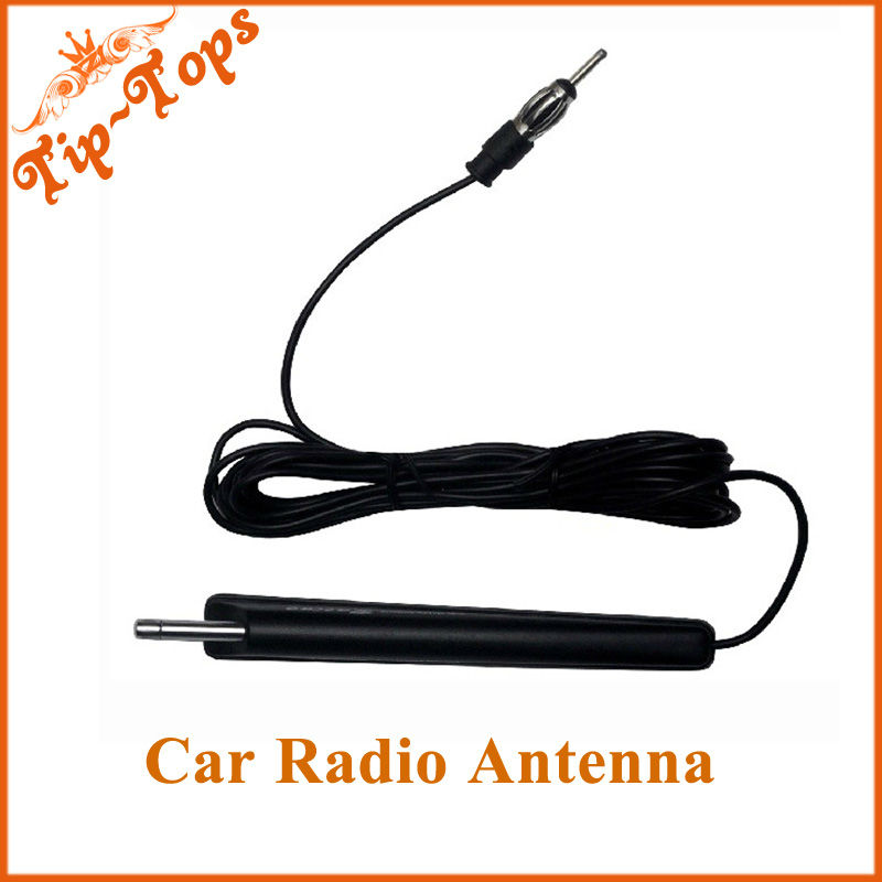 Tip-Tops Car Antenna FM Antenna car universal high frequency enhancement antenna radio antenna outside(China (Mainland))