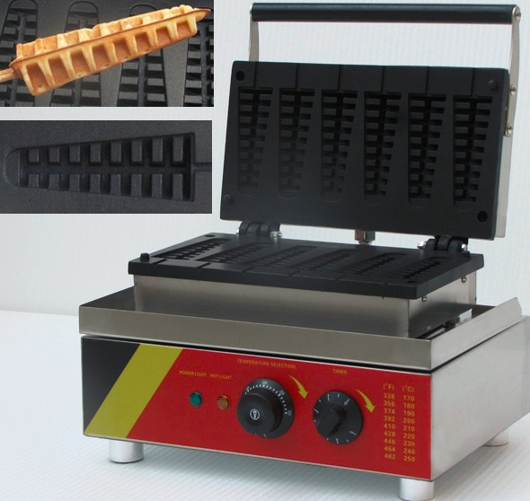 High quality stainless steel commecial corn dog waffle maker_corn dog fryers(China (Mainland))