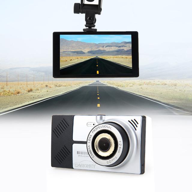 CARCHAT Автомобильный GPS 5 Дюймов 8 ГБ RAM 512 М Full HD 1080 P Quad-Core WiFi GPS Автомобиля АВТОМОБИЛЬНЫЙ ВИДЕОРЕГИСТРАТОР Зеркало Заднего вида GPS Антенна g-сенсор FM