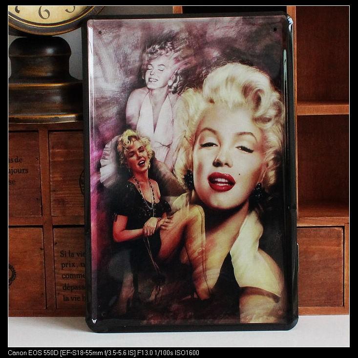 20 30cm Home Decor Vintage Household Adornment Bar Marilyn