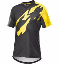 2016 New MAVIC MTB Downhill Jersey Bike Motorcycle Cycling Crossmax Shirt Ciclismo Clothes for Men Short Sleeves