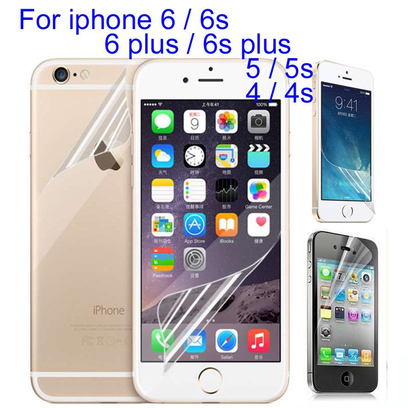 10pcs high clear glossy phone font b screen b font font b protector b font film