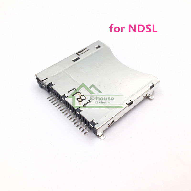 Original New Card Slot Replacement for Nintendo DS Lite for NDSL Game Console(China (Mainland))