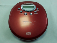 Portable CD Player   CD-85R     COLOUR:  RED
